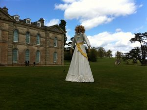 Faye's Kern Baby at Compton Verney